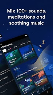 Relax Melodies: Sleep Sounds 2