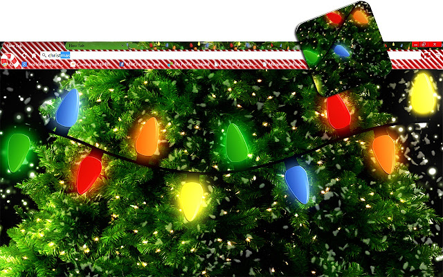 Free Christmas is Optimized for Google Chrome