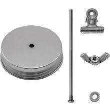 Tim Holtz Idea-Ology Photo Clip Kit - For Use With Mini Mason Jars
