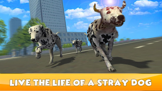dalmatian dog life simulator apps on google play