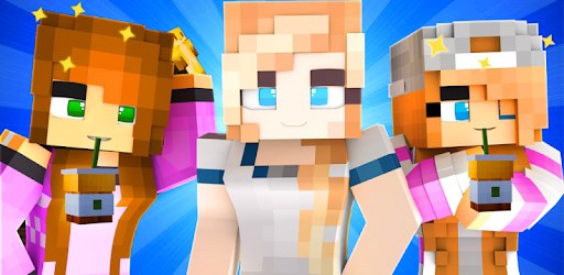 Girl Skins For Minecraft Apps On Google Play - Coole minecraft skins fur madchen