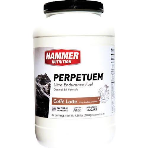 Hammer Nutrition Perpetuem Cafe Latte 32 Servings
