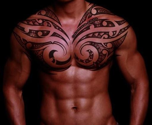 部落纹身设计