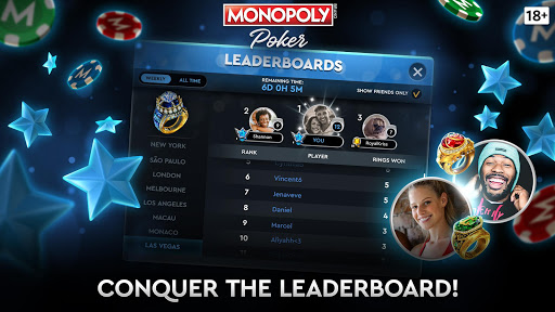 MONOPOLY Poker - The Official Texas Holdem Online 0.5.5 screenshots 7