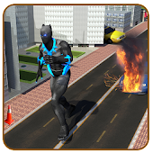 Flying Panther SupeHero:City Rescue