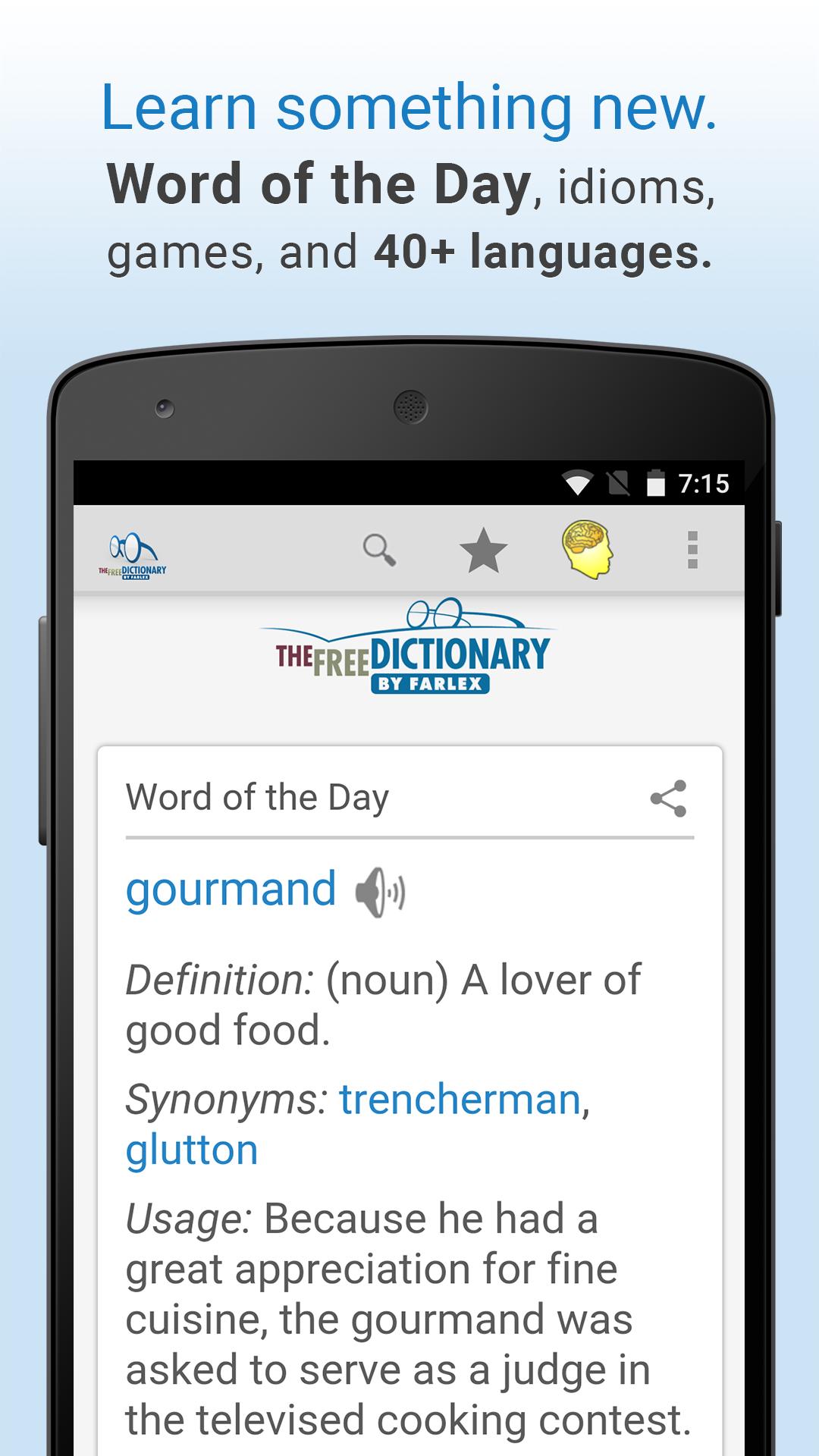 Dictionary screenshot #4