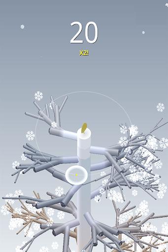 Spin Tree Tap Tree