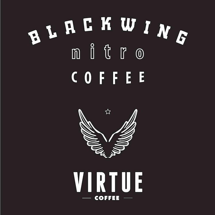 Logo of Virtue Coffee Blackwing