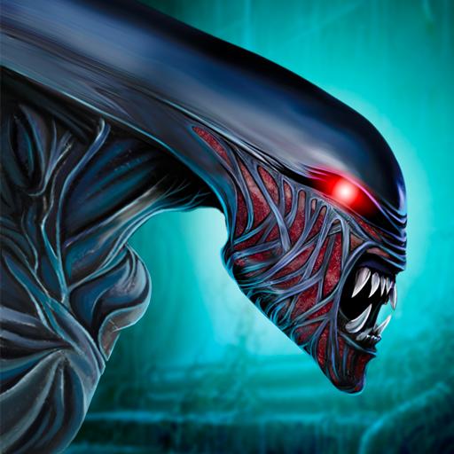 Alien Evolve Simulator