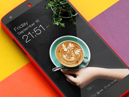 Coffee Wallpaper Lockscreen