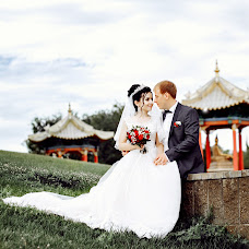 Wedding photographer Bayr Erdniev (bairerdniev). Photo of 03.11.2018