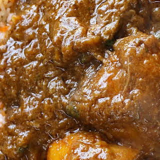 Dishad + Rozina's Beef Biryani.