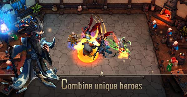 Hack Game Board Heroes League apk free