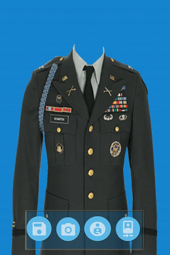 Army Man Photo Suit Editor