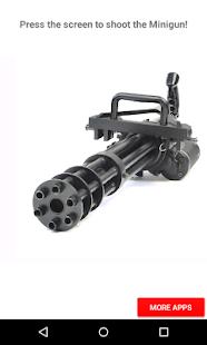 Minigun - náhled