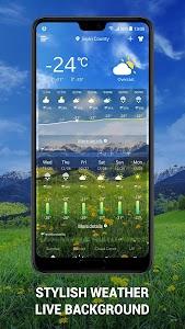 Weather Forecast App & Radar Widget 16.6.0.47718