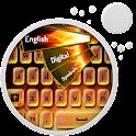GO Keyboard Fuoco icon