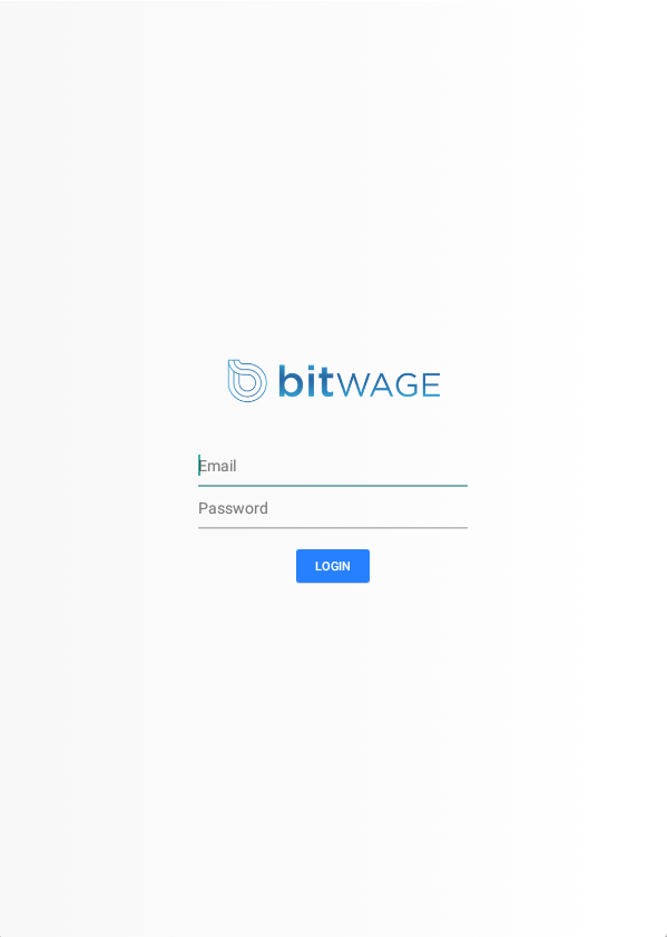 Bitwage- screenshot