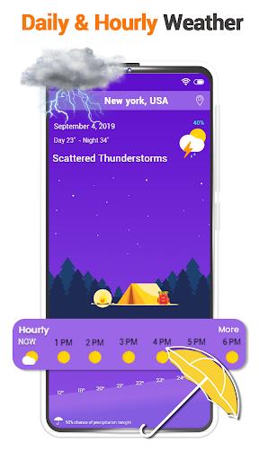 Live Earth Weather Radar screenshot 5