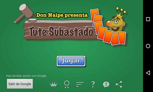 Tute Subastado 1.3.0 screenshots 2