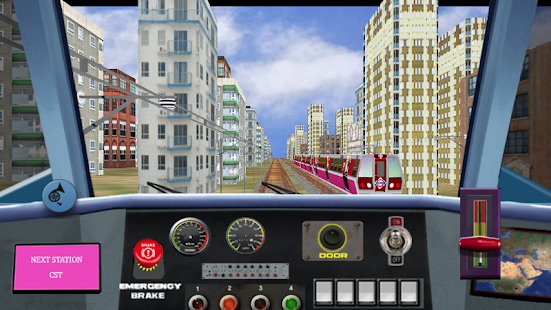 Mumbai Metro - Train Simulator - náhled