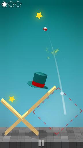 Magic Hat - Physics Puzzle 1.0.3 screenshots 3