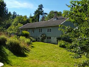 Photo: We stay here at Øygardsbukta...