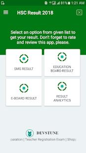HSC Result 2018 BD All Board