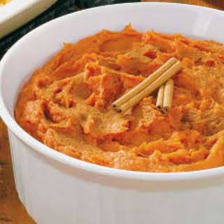 Sweet Potato Souffle.