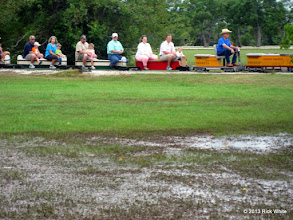 Photo: Water from the big rains.    HALS Public Run Day 2013-0921 RPW