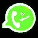 YO Whats plus V14 2020 icon