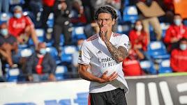 La celebración tan especial del ex del Almería.