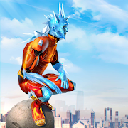 Snow Storm Superhero MOD APK 1.0.4 (Unlimited Money)