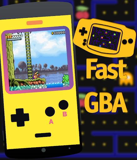 Fast GBA Emulator [ New Emulator For GBA Games ] GBA_EMULATOR_12102018 screenshots 2