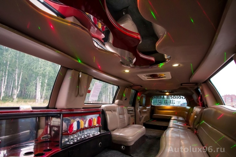 Ford Excursion  в Екатеринбурге