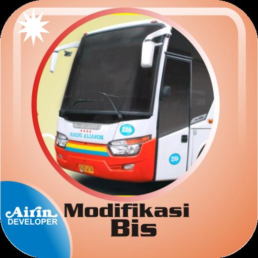 Gambar Modifikasi Bus Mania