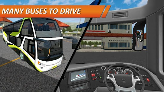 Bus Simulator Indonesia MOD (Unlimited Money) 1