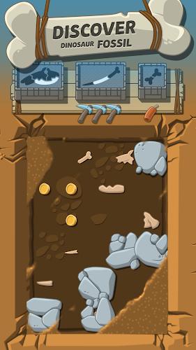 Crazy Dino Park Android App Screenshot