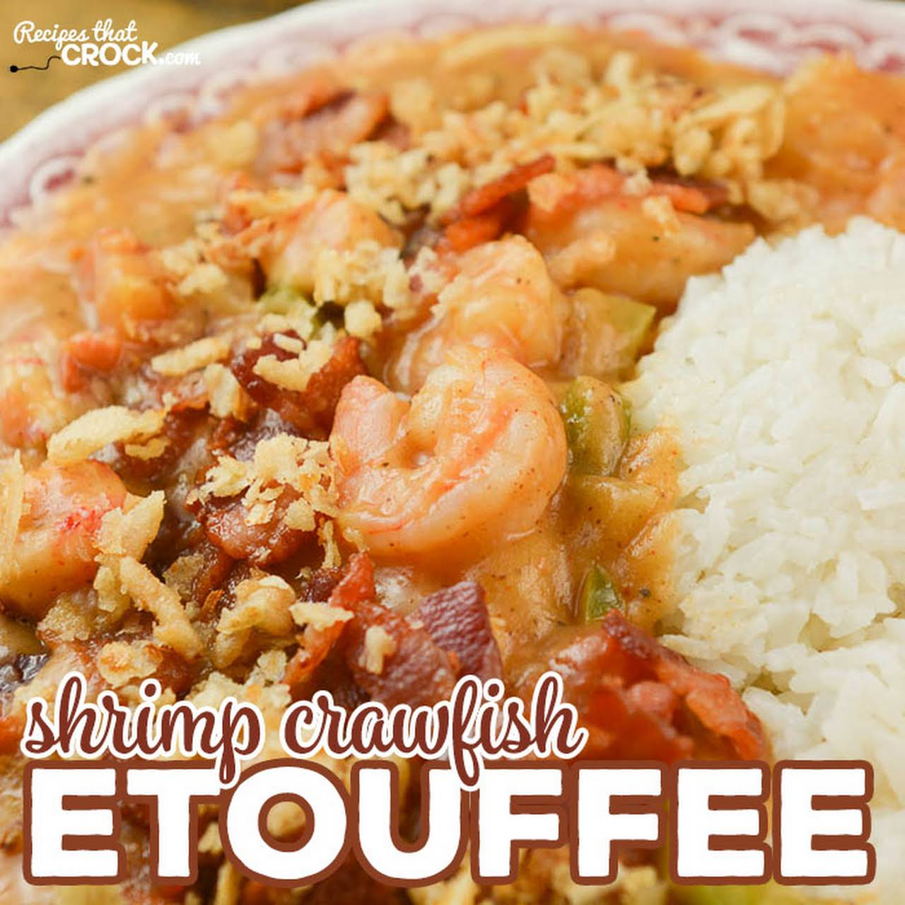 10 Best Crawfish Etouffee With Cream Of Mushroom Soup Recipes Yummly