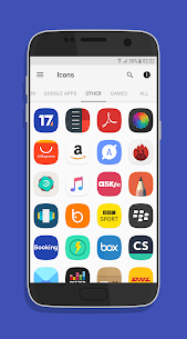 UX Experience S8 – Icon Pack V0.5.4 Mod APK 5