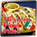 Mexican Food Video icon