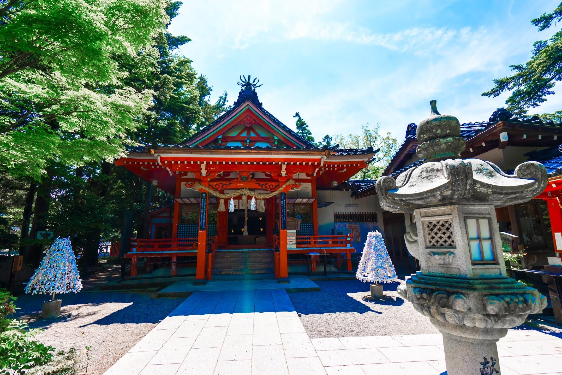 Kanazawa Shrine3