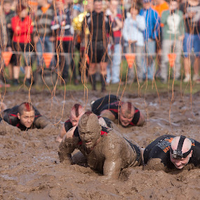 Electroshock Therapy with10,000 volts by Phil Portus - Sports & Fitness Other Sports ( course, extreme, 2013, fitness, sport, tough mudder, cholmondeley )