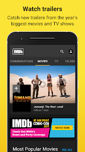 IMDb Movies & TV Shows: Trailers, Reviews, Tickets (MOD, AD-Free) v8.2.5.108250302 4