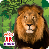 Wild Animals AR Book .