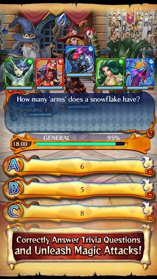 Trivia Saga- screenshot thumbnail