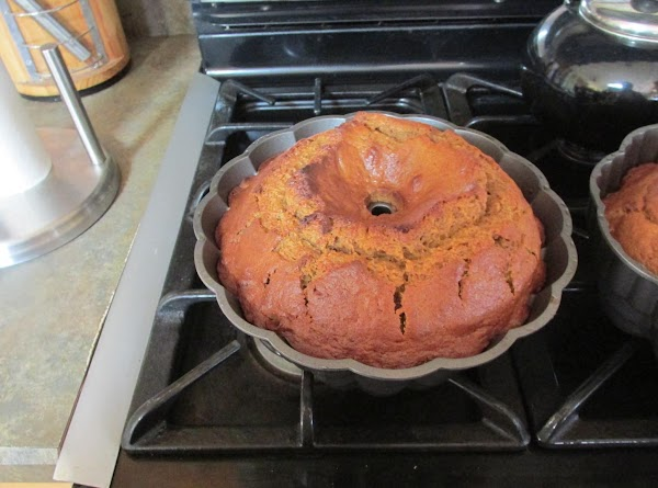 Bake in preheated 350 degree F. oven for 1 hour to 1 hour 15...