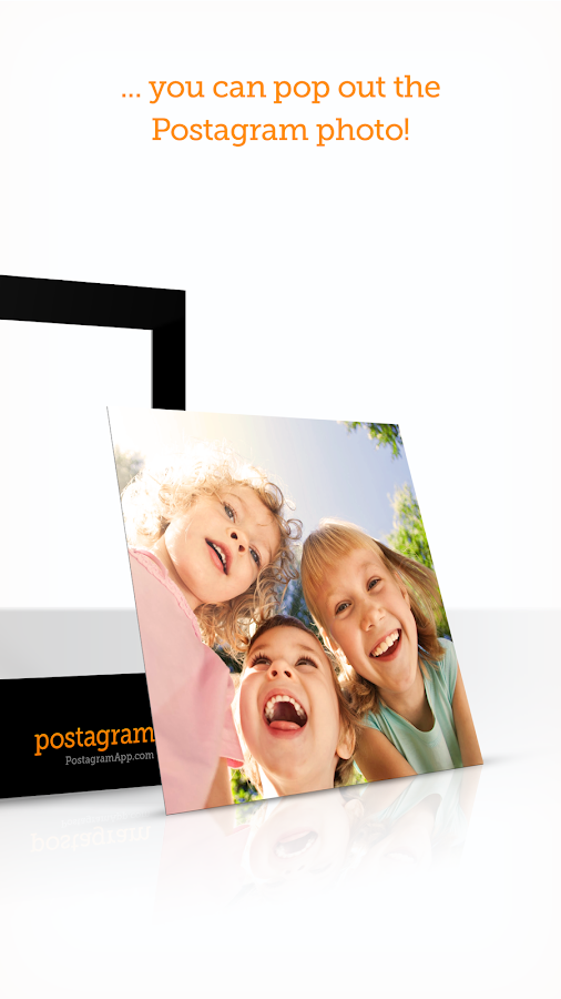 Postagram Postcards- screenshot