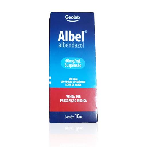 Albendazol Alben 400mg Suspension x 10mL