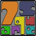 7 Square - Merge Numbers icon
